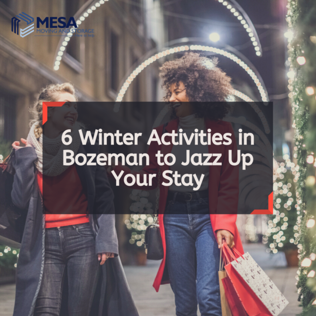 6 Winter Activities in Bozeman to Jazz Up Your Stay