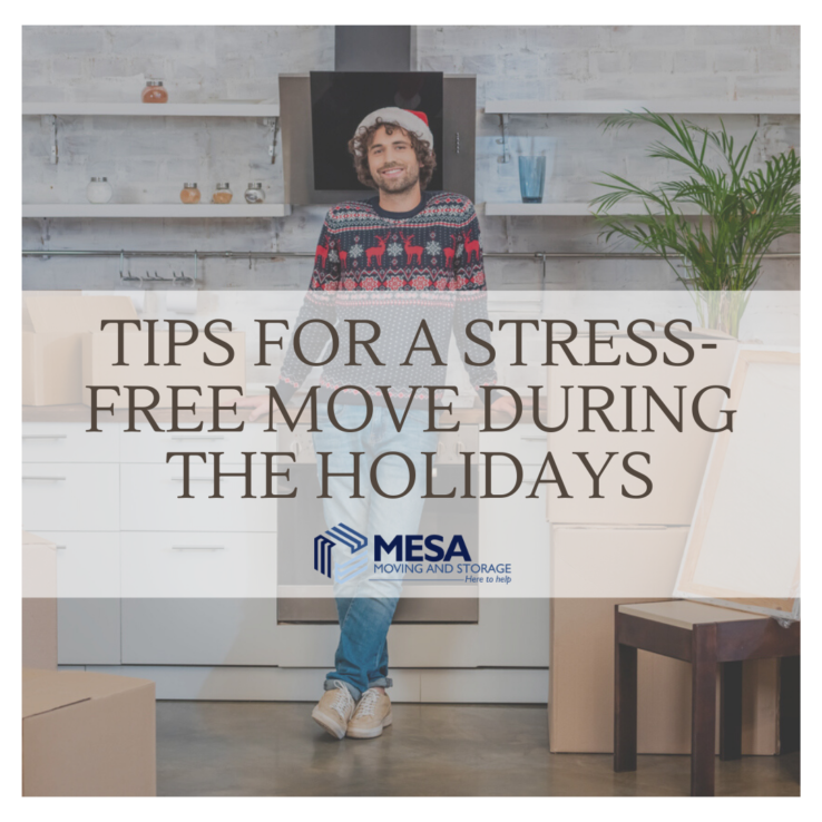Tips for a Stress-Free Move During the Holidays