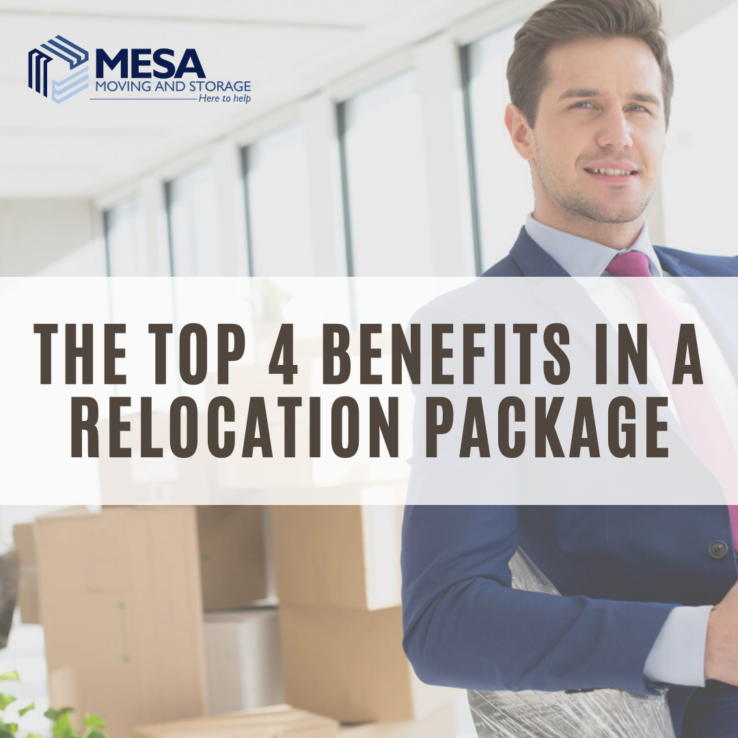 The Top 4 Benefits in a Relocation Package