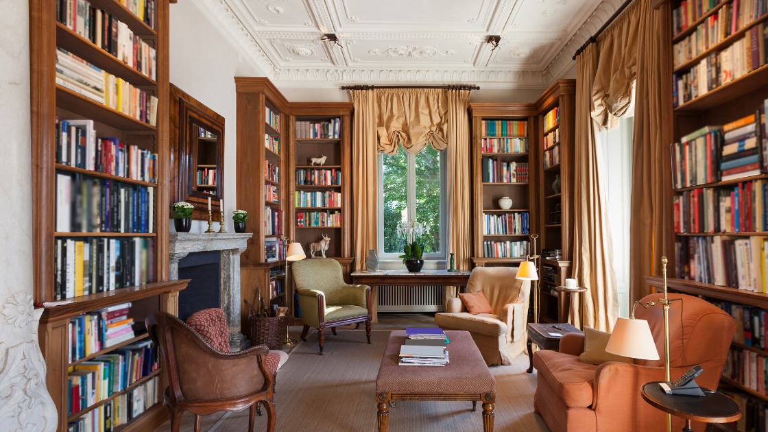 Read All About It! How to Pack Your Home Library