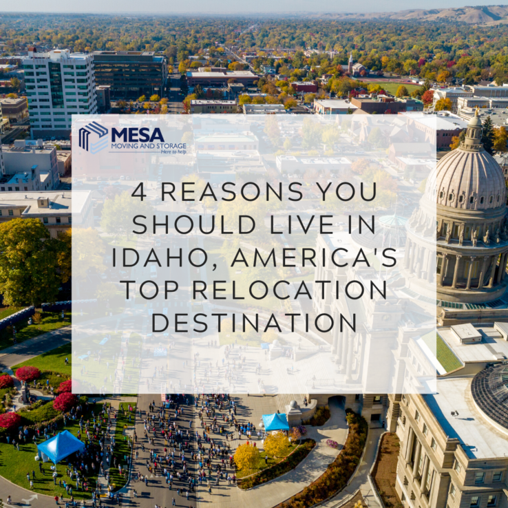 4 Reasons You Should Live in Idaho, America's Top Relocation Destination