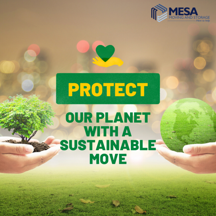 Protect Our Planet With a Sustainable Move