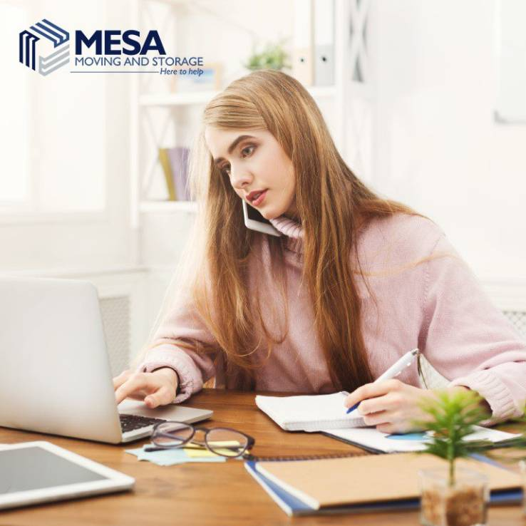 Mesa Moving is Here to Help
