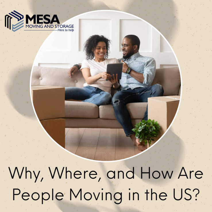 Why, Where, and How Are People Moving in the US?