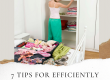 7 Tips for Efficiently Packing Up Your Closet