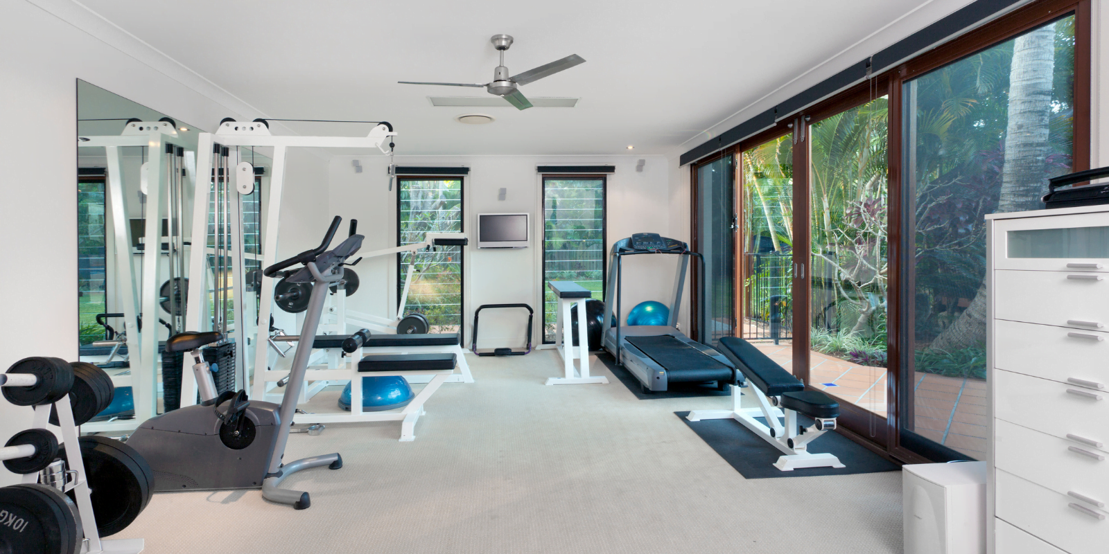How to Pack Up and Move Your Home Gym Equipment