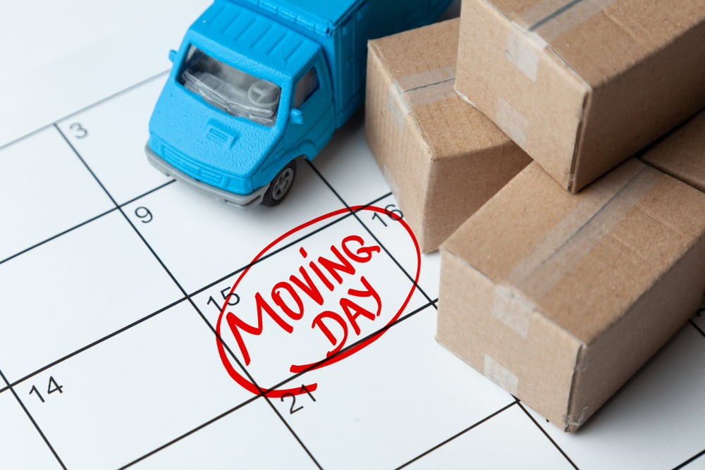 How to Schedule Your Move