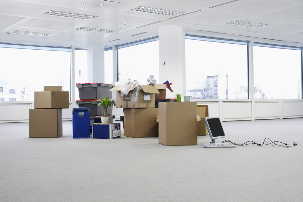 Tips on COVID Downsizing and Office Moves