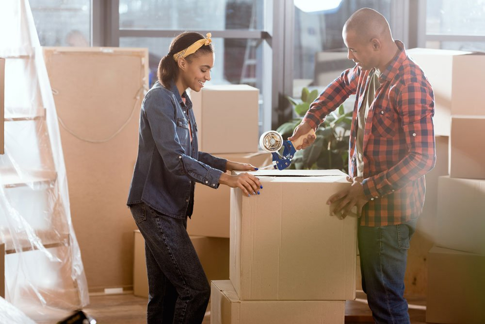 Themes for Combining Multiple Households in a Move